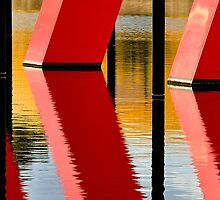 Red Reflections by Tiffany Dryburgh