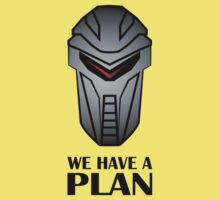 We Have A Plan Cylon BSG Kids Clothes