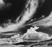 Great Sand Dunes National Park, Colorado by John Littell