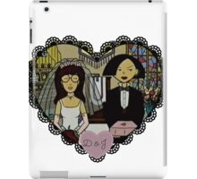 Daria and Jane forever iPad Case/Skin