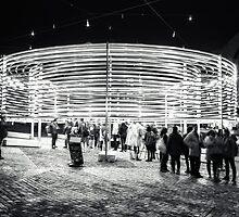 Light in Winter festival by Nils Versemann