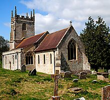 St Giles - Imber, Wiltshire, UK by Photography  by Mathilde