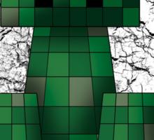 The Lean,Green,TNT Machine Sticker