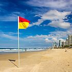 Main Beach - Surfers Paradise by Chris Kean