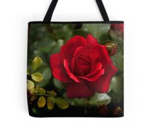 My Love is Like a Red, Red Rose... Tote Bag