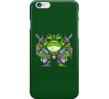 Croak King iPhone Case/Skin