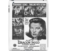 MGM's Dragon Seed iPad Case/Skin