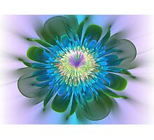 Flower Breath Photographic Print