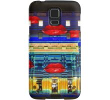 Hot Lips - Customs House - Sydney Vivid Festival - Australia Samsung Galaxy Case/Skin