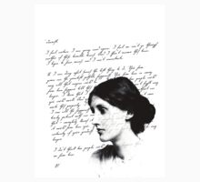 virginia woolf by kennypepermans