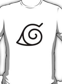 Konoha Sign T-Shirt
