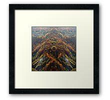 Riflessione 1 - Dreamscape Framed Print