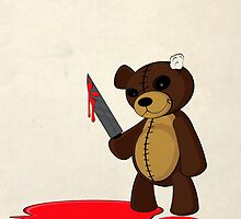 Psycho Teddy by Nicklas81