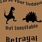 Inevitable Betrayal by Caitlin Jacobs