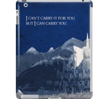 The Return of the King inspired design. iPad Case/Skin