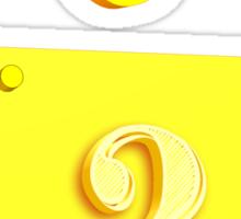 Coin Box Sticker
