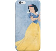 Snow White inspired design. iPhone Case/Skin