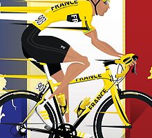 Tour De France by Andy Scullion