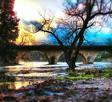 Under The Bridge by Sid Pracuch