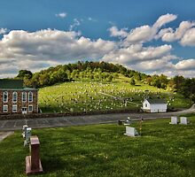 New Bethel Boot Hill by Tim Holmes