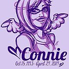 Connie Wood - Rest in Peace by Penelope Barbalios