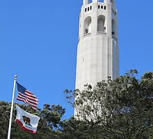 Coit Tower by ahlasny