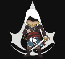 Assassin's Creed 4: Black Flag Edward Kenway Chibi T-Shirt