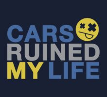 Cars ruined my life (7) by PlanDesigner