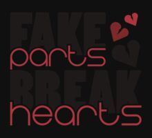 Fake parts – Break hearts (1) Kids Clothes