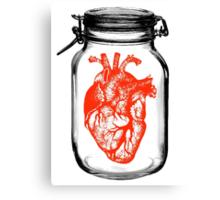 JAR OF HEART Canvas Print