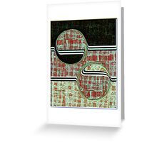 0522 Abstract Thought Greeting Card