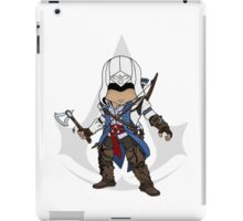 Assassin's Creed 3 Chibi Connor Kenway iPad Case/Skin