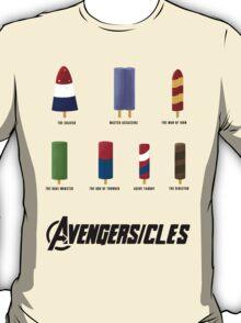 AVENGERSICLES T-Shirt