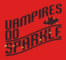 Vampires do sparkle by nektarinchen