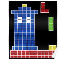 "Nostalgic ""Whos' Game"" design Poster"