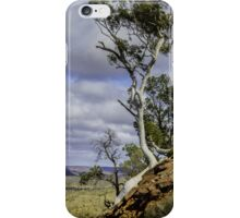 White Gumtree iPhone Case/Skin