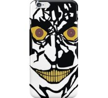 Raging Robert iPhone Case/Skin