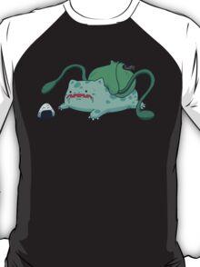 Heavy Breathing Bulbasaur T-Shirt
