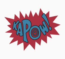 Kapow! by Larsonary
