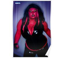 Red She Hulk  Poster
