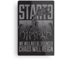 START9 Metal Print