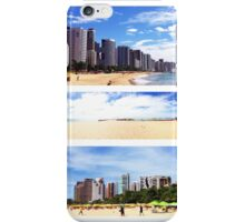 The Beaches of Fortaleza iPhone Case/Skin
