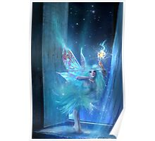 The Blue Fairy Poster