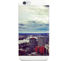 Portland, Oregon Skyline iPhone Case/Skin