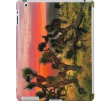Joshua Trees  iPad Case/Skin
