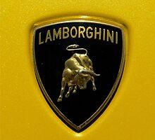 Lamborghini by Kieren