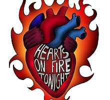 Hearts on fire tonight side version by sheelight