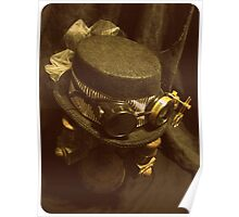 Steampunk Ladies Hat 1.0 Poster