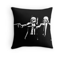 Star Fiction Throw Pillow