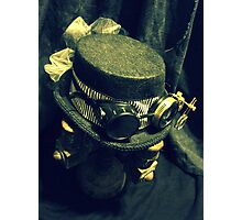 Steampunk Ladies Hat 1.2 Photographic Print